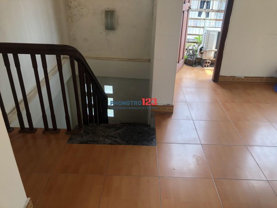 Cho thuê nhà 4 tầng tại ngõ 35 An Dương giá 7 triệu/tháng, dtsd 120m2