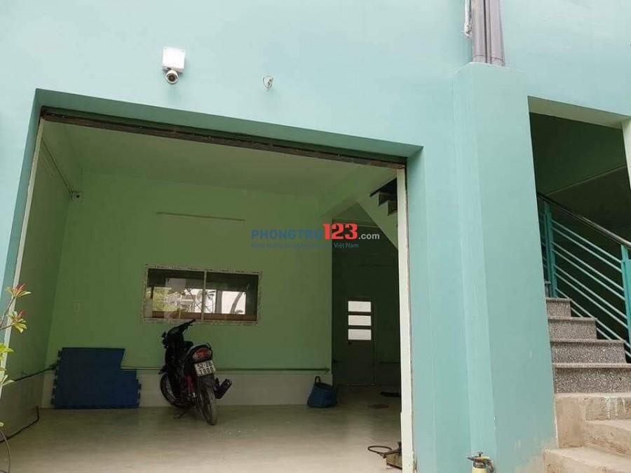 Phòng trọ giờ giấc tự do phòng rộng 24m2, giá thuê 2.520.000 gần Đại học Tôn Đức Thắng, Quận 7