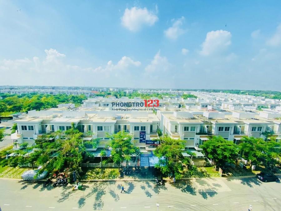 Căn hộ cho thuê xã Phong phú huyện Bình Chánh. 2PN, 2WC, 65m2, giá 5tr5/tháng
