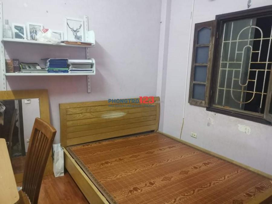 Cho thuê phòng trọ giá rẻ ngõ 166 Phố Kim Mã, Phường Kim Mã, Quận Ba Đình