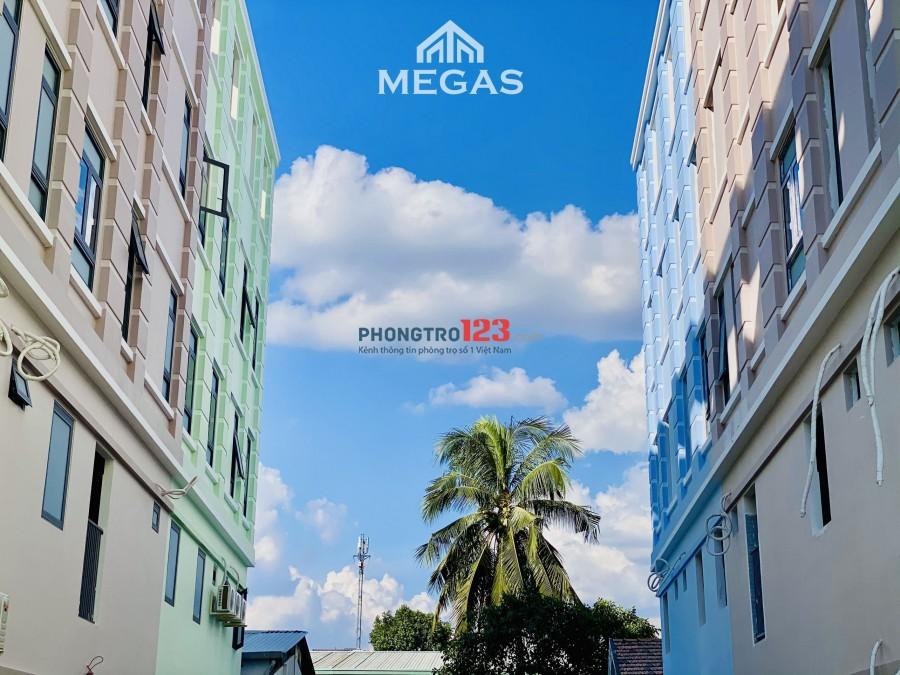 Phòng mới xây full nội thất - cửa sổ lớn tại Phạm Văn Đồng quận Bình Thạnh