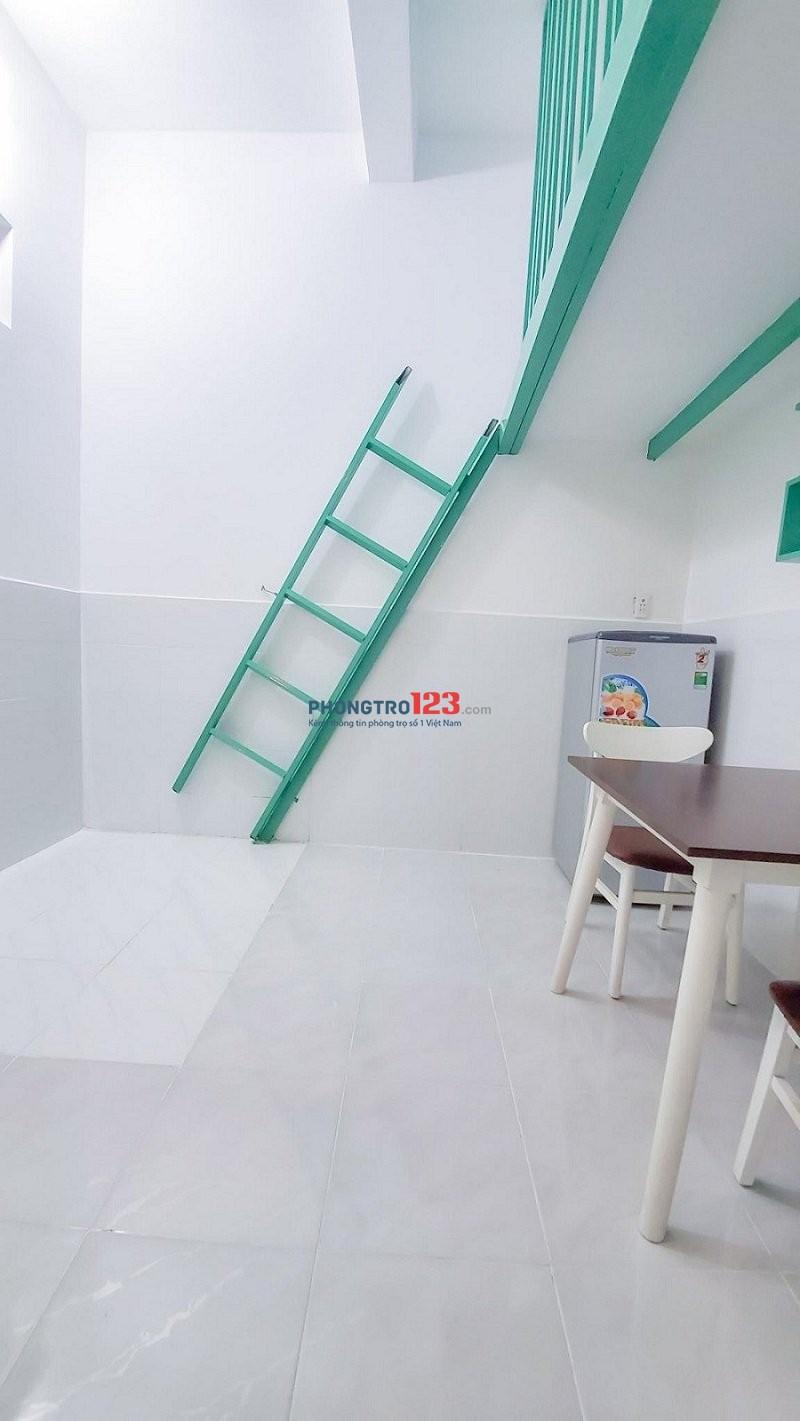 Cho Thuê Phòng Trọ Có Gác Giá Rẻ Ở Tân Bình. Phòng rộng từ 16 - 25m2