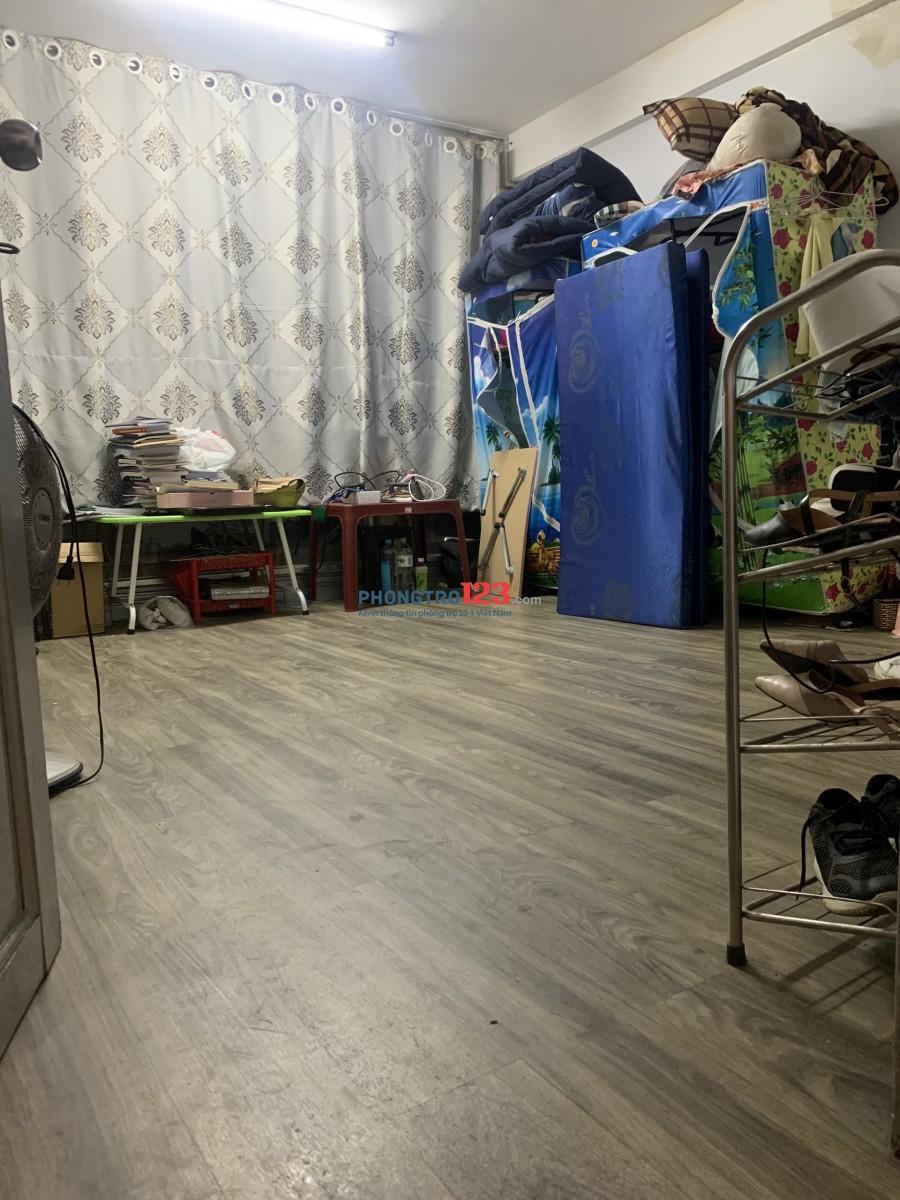 Cho Nữ thuê phòng trọ mặt tiền 29 Đường Đoàn Nhữ Hài Quận 4 gần ĐH Luật