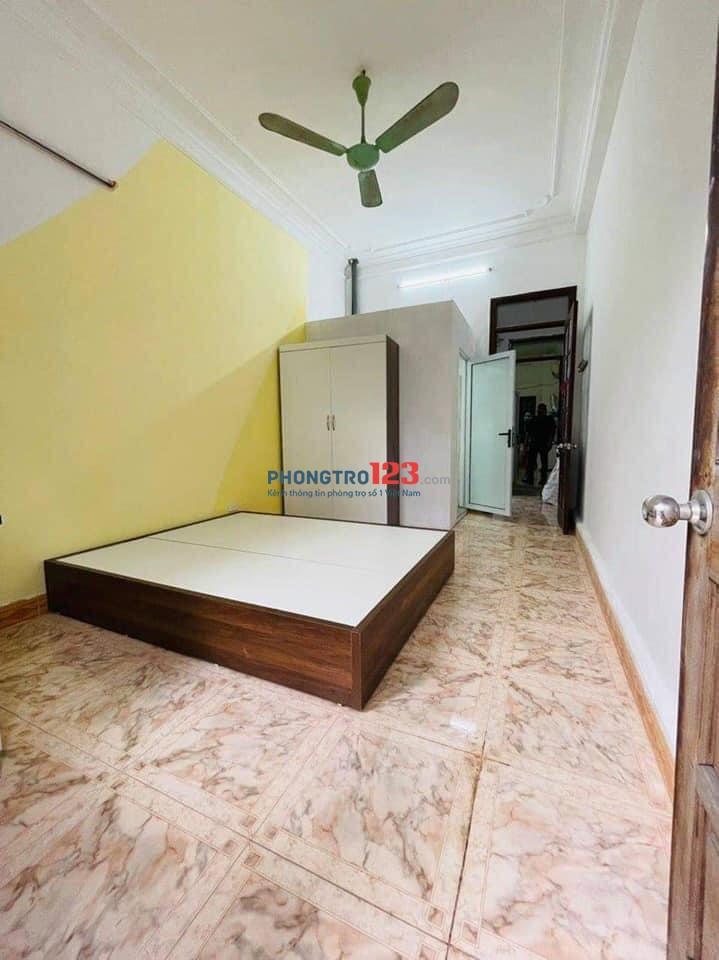 Cho thuê phòng ngõ 62 Ngọc Hà, Ba Đình. Giá từ 2tr6 - 3tr8
