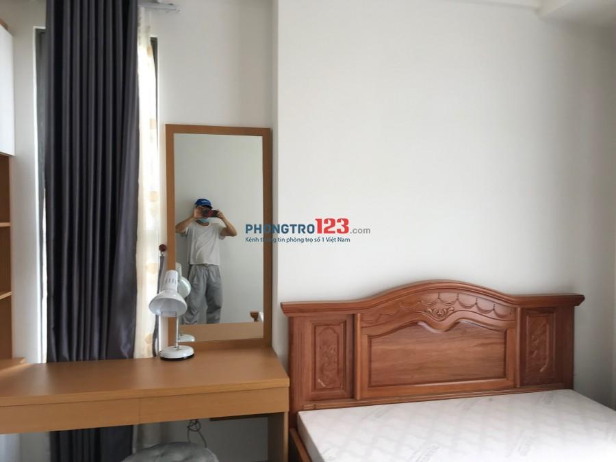 Tìm người share phòng trong căn hộ 3 phòng ngủ chung cư The sun avenue quận 2