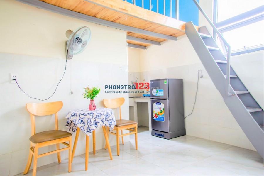 Cho thuê phòng có gác chung cư mini cao cấp - giá rẻ Tân Bình