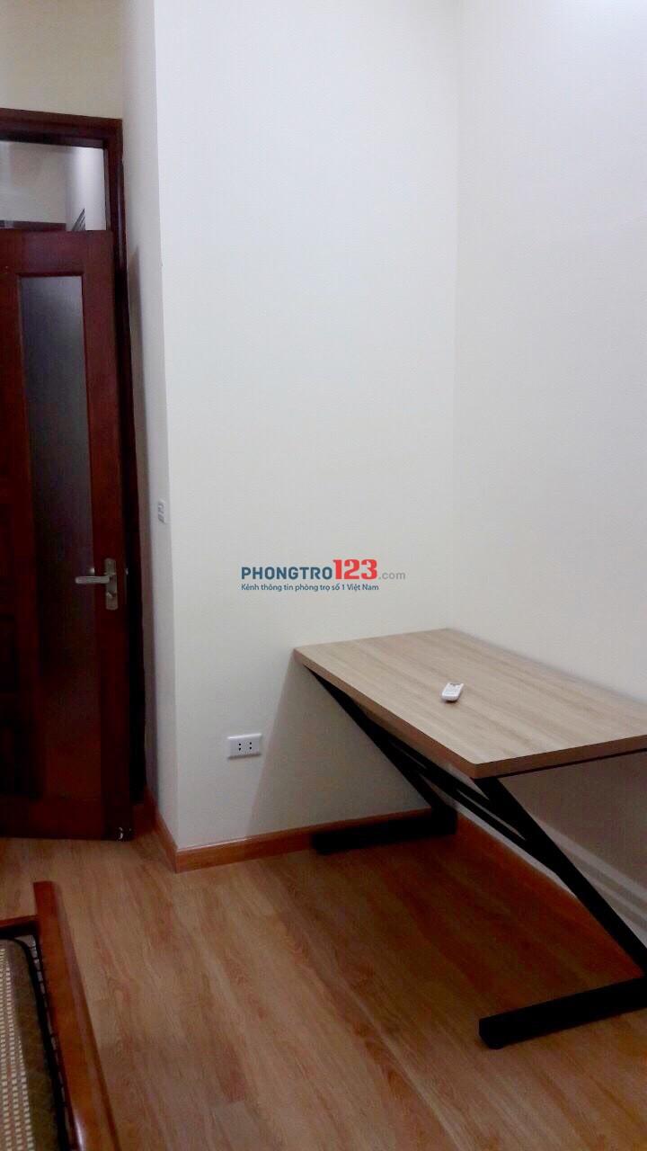 Cho thuê phòng ở khép kín ngõ 44/70 Trần Thái Tông, Phường Dịch Vọng Hậu, Quận Cầu Giấy,