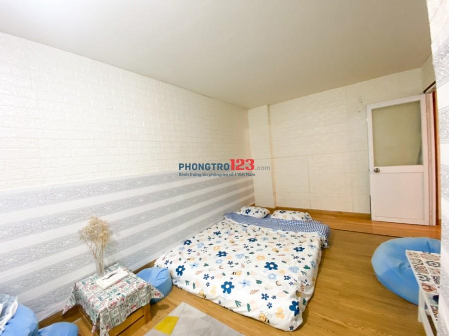 Phòng trọ giá rẻ quận Tân Bình, 20m2, gần sân bay TSN, 25m2