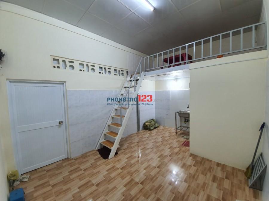 Cho thuê nhà trọ 1 lững, 1wc 68/61/3 Đường Phùng Văn Cung, Phường 7, Quận Phú Nhuận