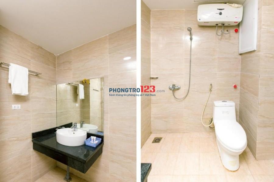 Phòng khách sạn cao cấp giá bình dân tại 10c ngõ 63 Lê Đức Thọ, Phường Mỹ Đình 2, Quận Nam Từ Liêm,