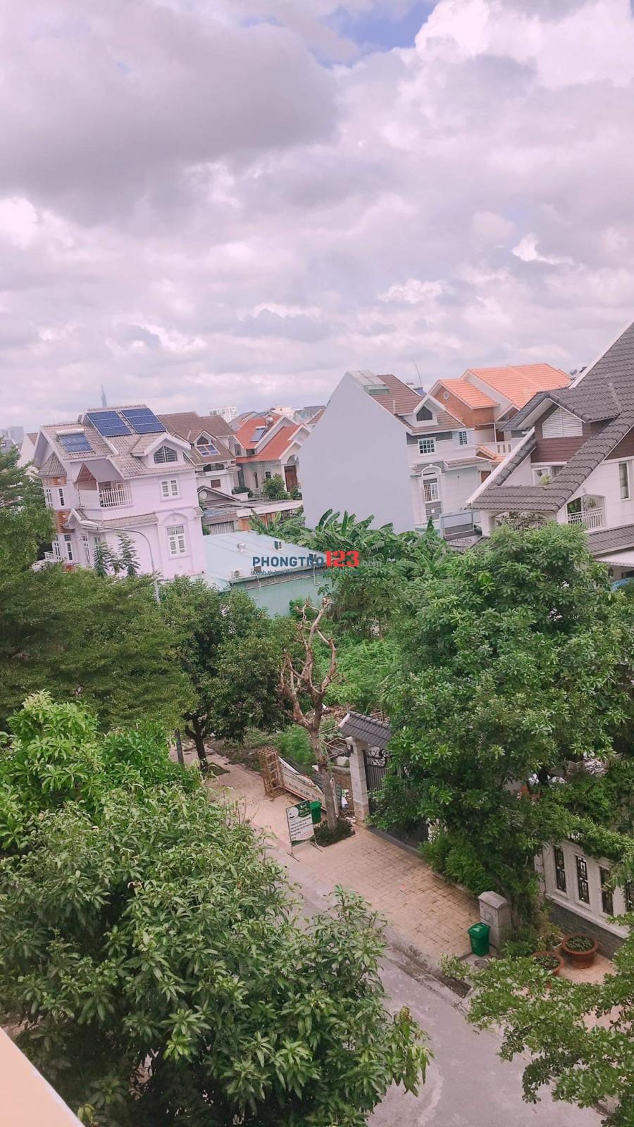 Chung cư mini 40m2 trong KDC Khang Điền, Quận 9