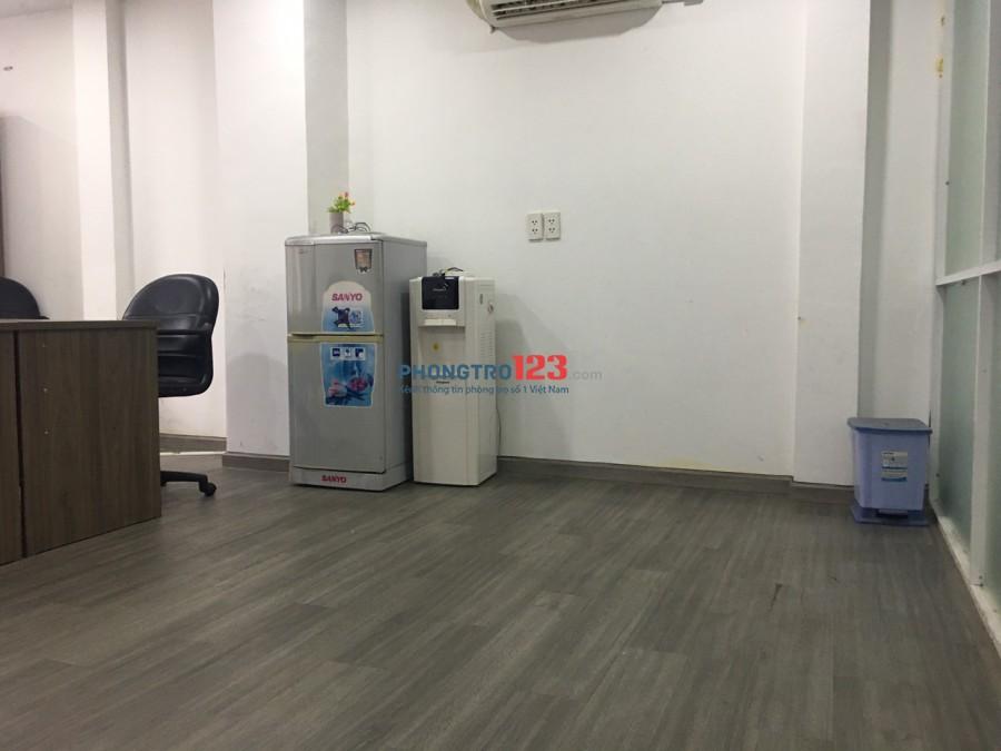 Cho thuê văn phòng 50m2, chỉ 12 triệu mặt tiền 99 Điện Biên Phủ, Phường Đa Kao, Quận 1, đối diện công Lê Văn Tám