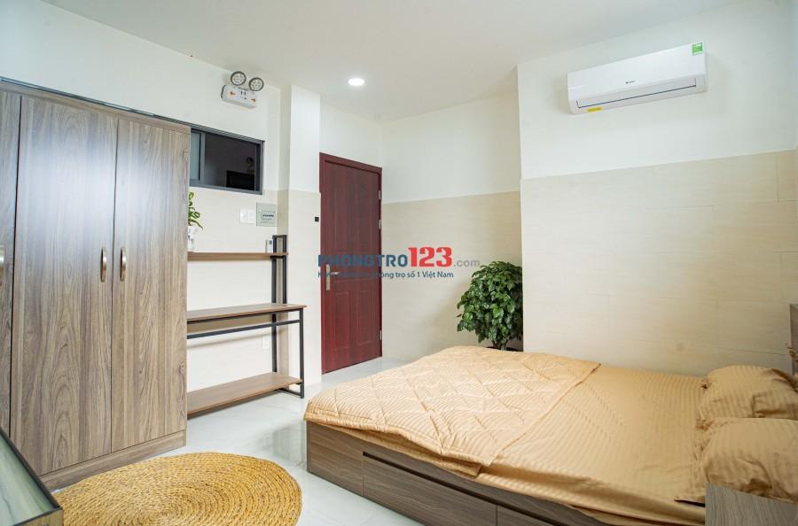 Phòng CHDV mới xây giá rẻ tại 234 Nguyễn Duy Trinh Quận 2