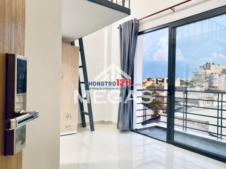 Cho thuê phòng trọ có gác và ban công, được trang bị nội thất tại đường Dương Quãng Hàm mới 100%, giá chỉ từ 4 triệu