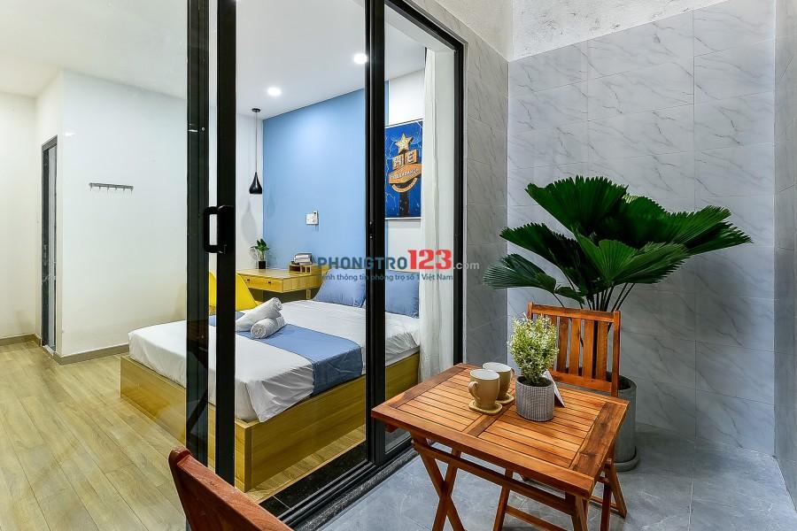 Cho thuê căn hộ mini Nguyễn Trãi, Quận 1 giá từ 6 triệu/tháng. Lh em 09 6648 6653 (Trang)