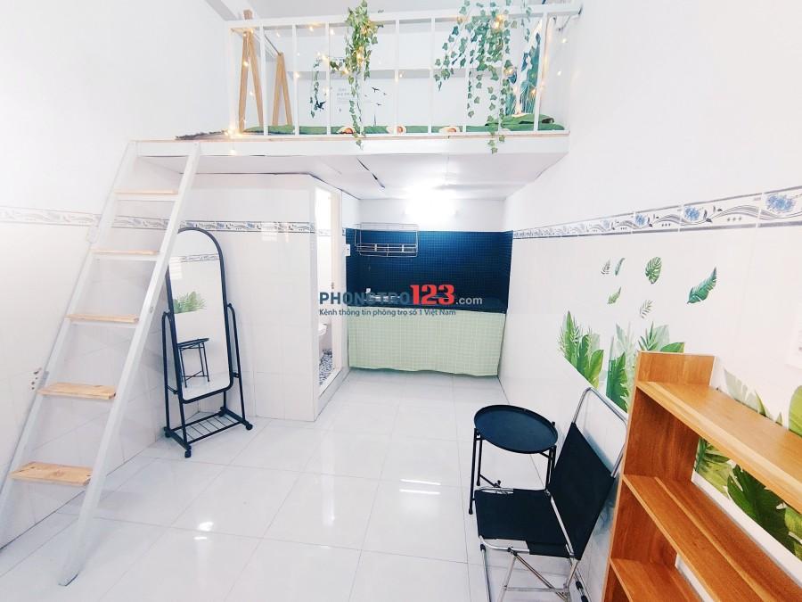 Căn hộ mini cực chill Hà Huy Giáp Quận 12. Giá hạt dẻ chỉ 2tr7/tháng