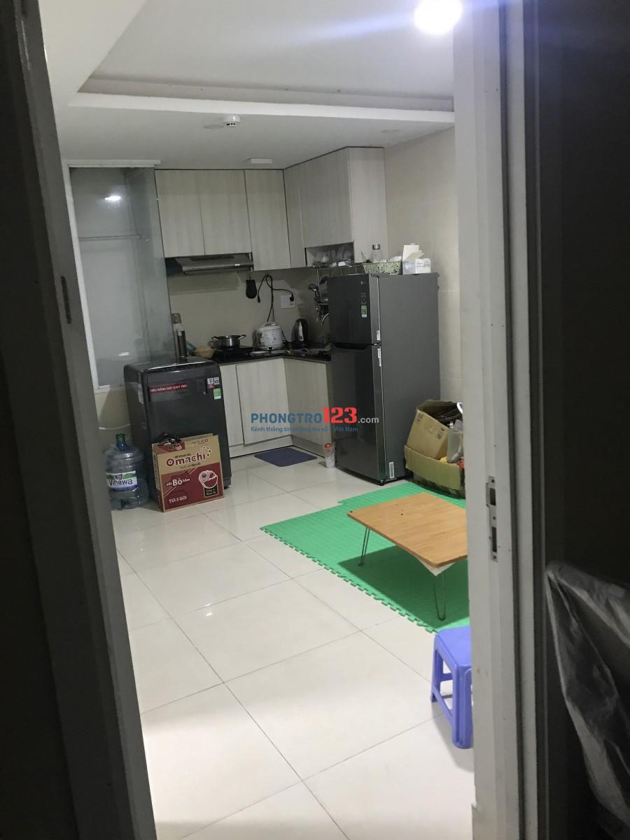 Tìm người ở ghép căn hộ mini, sạch sẽ thoáng mát tại Số 1 Đường Đặng Tiến Đông, Phường An Phú, Quận 2