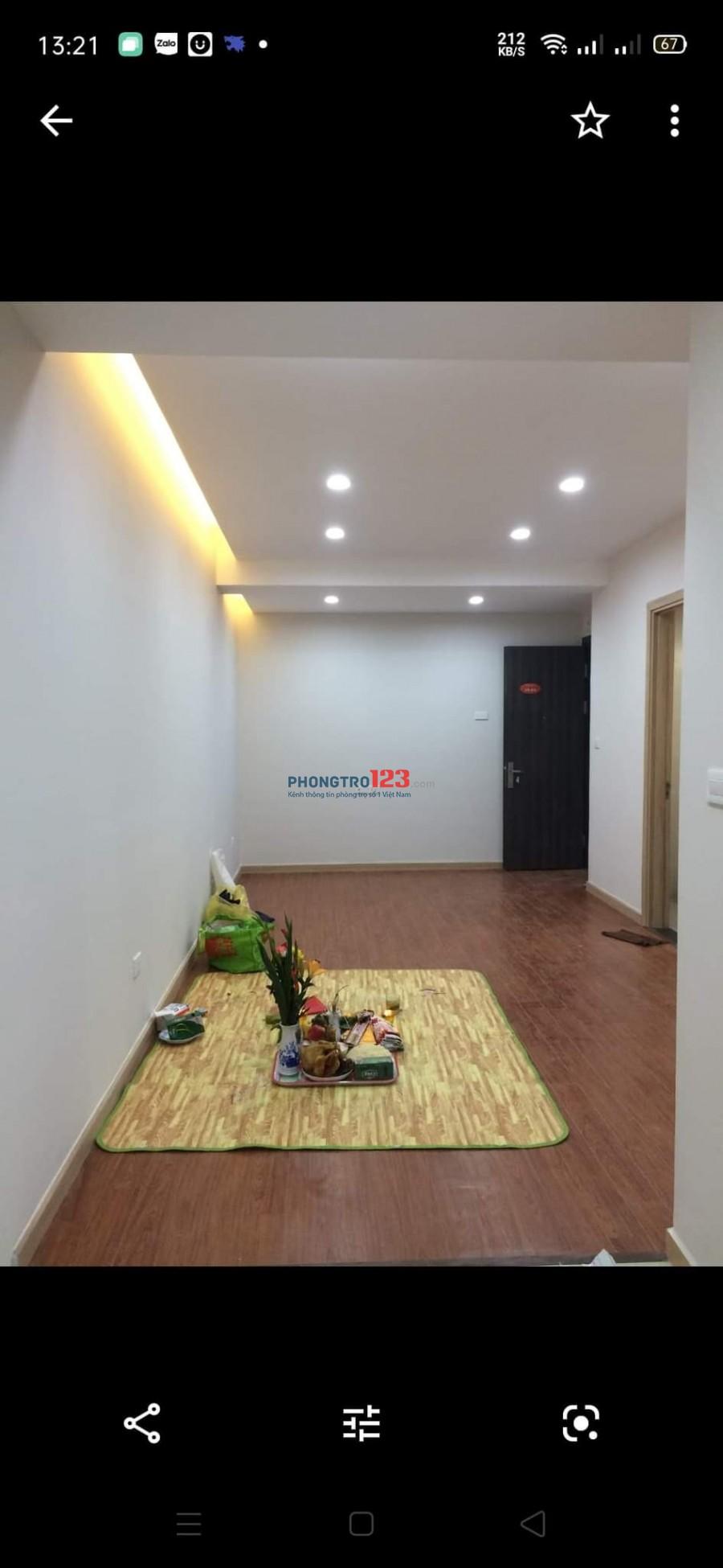 Chính chủ cho thuê căn hộ chung cư ở đường Hàm Nghi, Mỹ đình