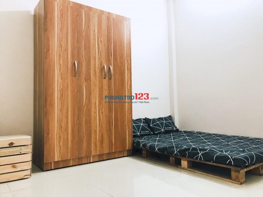 Phòng trọ tại 602 Kim Giang gần bán đảo Linh Đàm