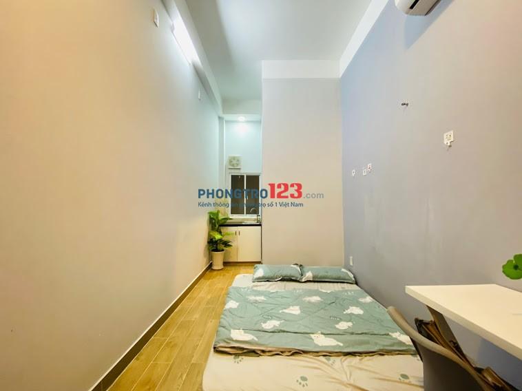 Phòng mới ngay XVNT đầy đủ tiện nghi giá CỰC SỐC