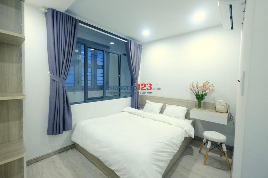 Cho Thuê Căn Hộ Cao Cấp 26m2, Bên cạnh chợ Tân Định. LH 0989568990