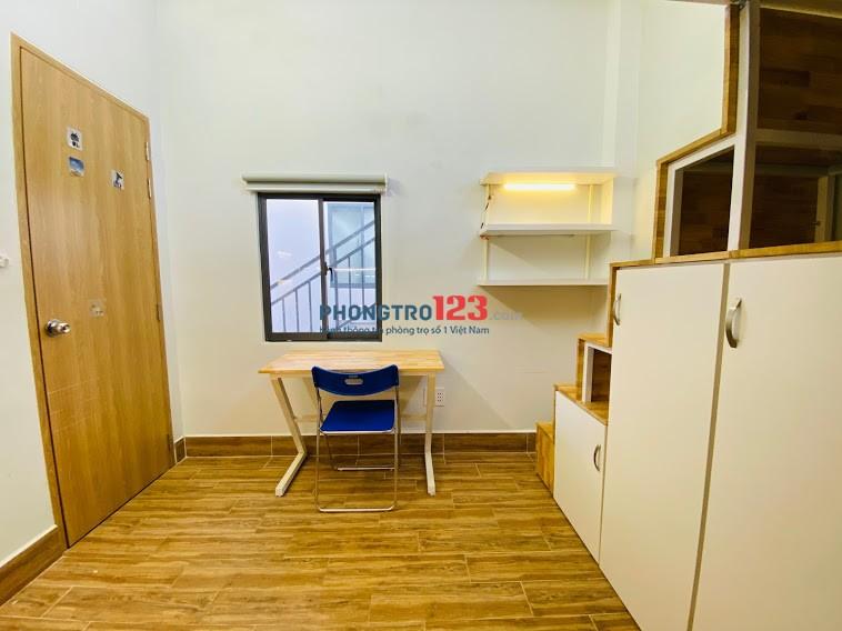 Phòng mới gác lững gần ĐH NGOẠI THƯƠNG cs2 Bình Thạnh
