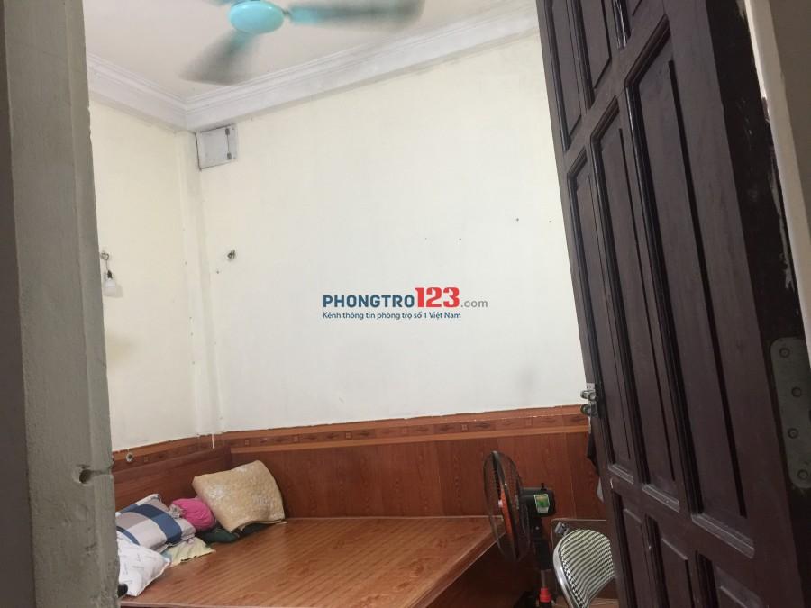 Phòng trọ 15m² Thôn Tràng, Xóm Giữa, Thanh Liệt