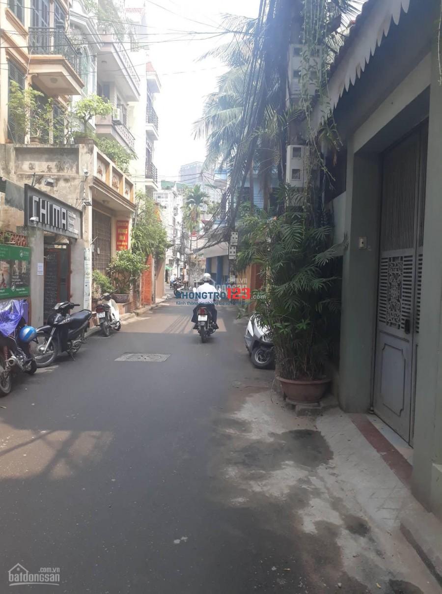 Cho thuê nhà 5 tầng đẹp ngõ 175 đường Lạc Long Quân
