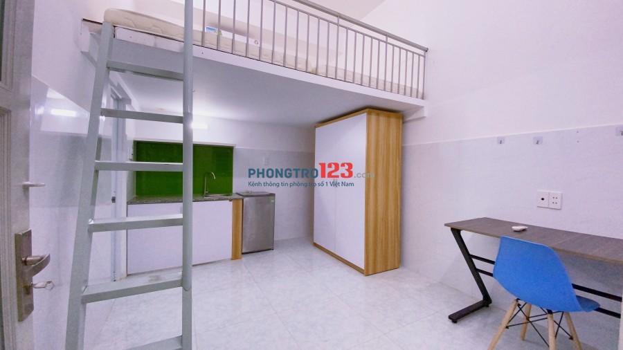 Phòng gác lửng bé xinh giá sinh viên. Đ/c 416 Đường Dương Quảng Hàm, Phường 7, Quận Gò Vấp