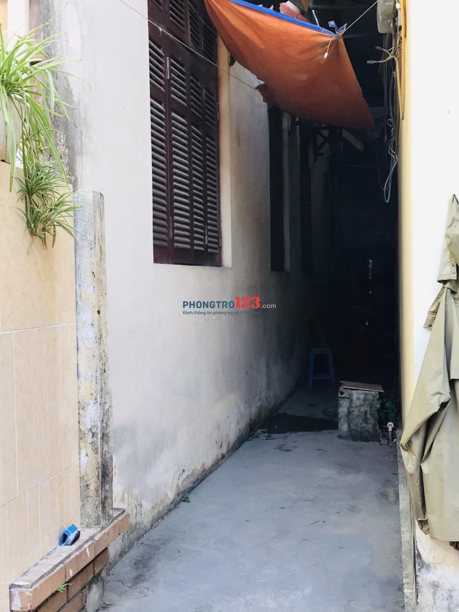 Cho thuê phòng trọ 25m2 khép kín tại số 6 ngõ 182 Bồ Đề, Phường Bồ Đề, Quận Long Biên