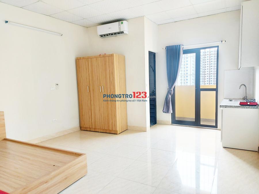 Cần cho thuê phòng 30m2, full nội thất, phòng đẹp, có ban công sáng view thoáng