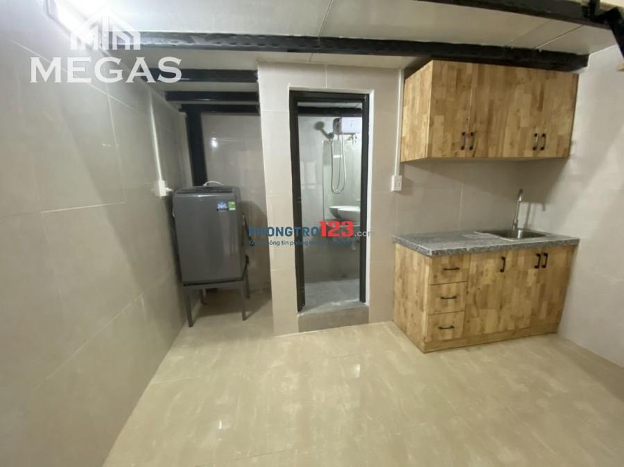 Phòng trọ giá rẻ cho sinh viên, trang bị sẵn máy lạnh, có gác