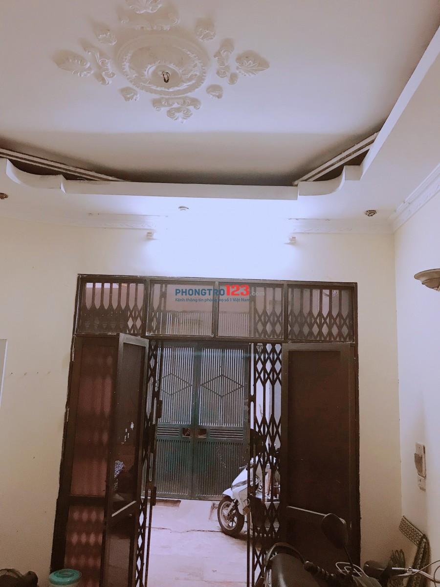 Cho thuê nhà chính chủ nguyên căn khu Định Công Thương. Rộng 45m2. Khách có nhu cầu vui long liên hệ: 0567068742