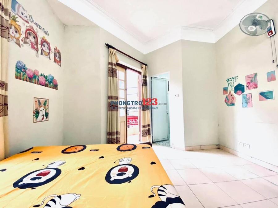 Cho thuê phòng trọ số 421 Hoàng Quốc Việt