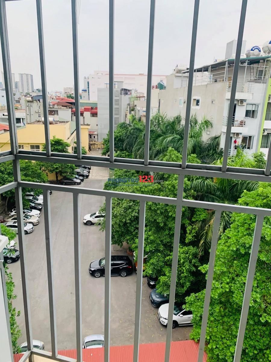 Cho thuê phòng trong chung cư mini 6 tầng tiện ích đầy đủ tại Số 50 ngõ 53 Phố Quan Nhân, Quận Thanh Xuân