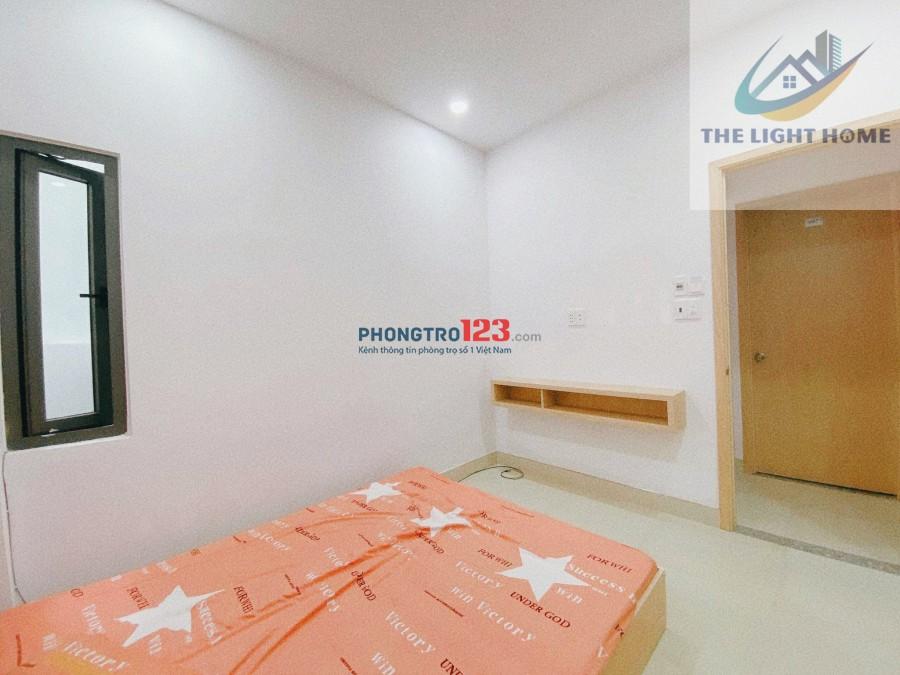 Cho thuê phòng trọ có ban công 20m2 tại 261/37/36 Chu Văn An, Phường 12, Quận Bình Thạnh