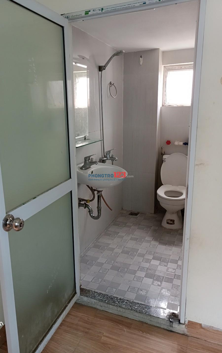 Phòng rộng cho Hộ gia đình, ngăn 2 phòng 1N1K