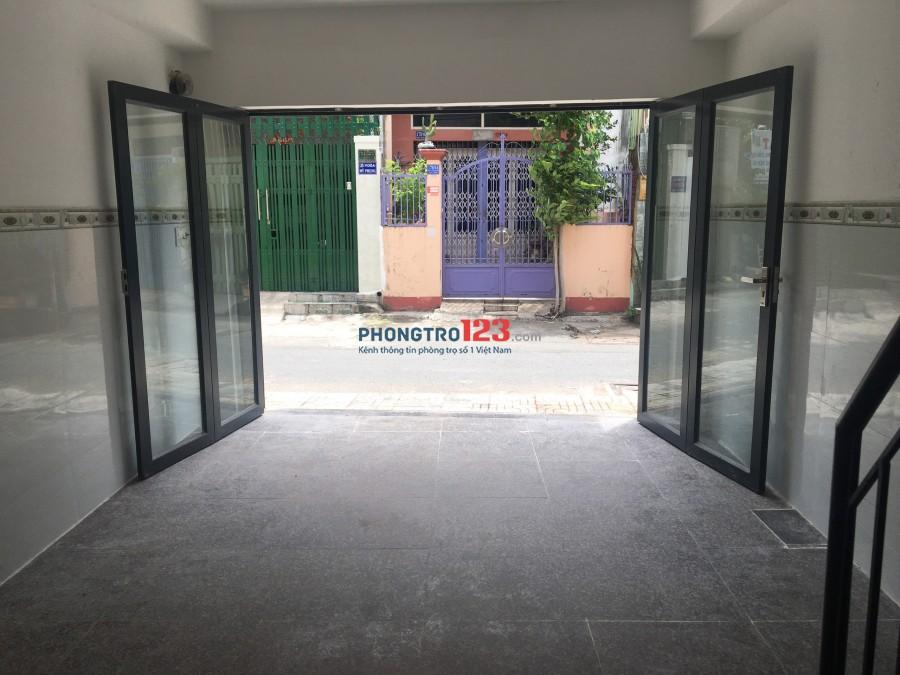 Cho thuê kiot siêu đẹp, thuận tiện gia đình ở hoặc kinh doanh tại 38/50 Nguyễn Văn Vịnh, Phường Hiệp Tân, Quận Tân Phú