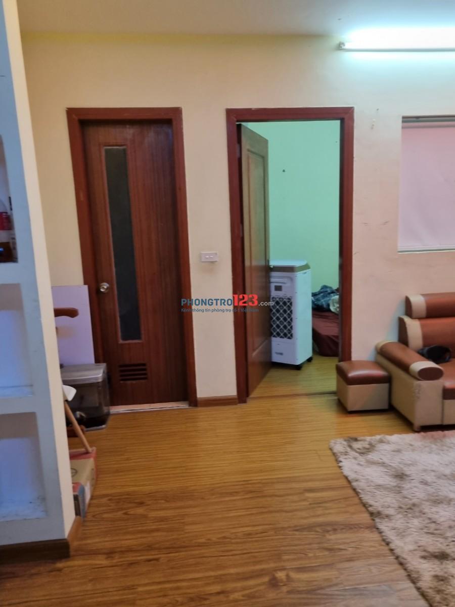 Tìm Nữ ở ghép- phòng riêng tại chung cư Đại Thanh- tháng 8 năm 2021