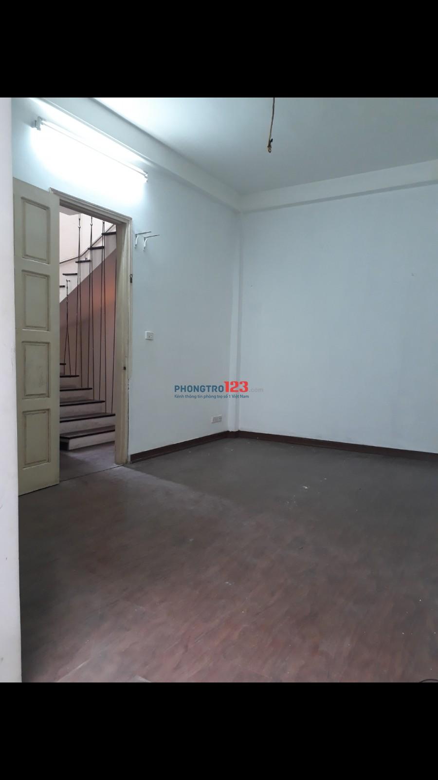 Chính chủ cho thuê phòng trọ không chung chủ Phố Minh Khai, diện tích 30m2, giá 2tr8/tháng