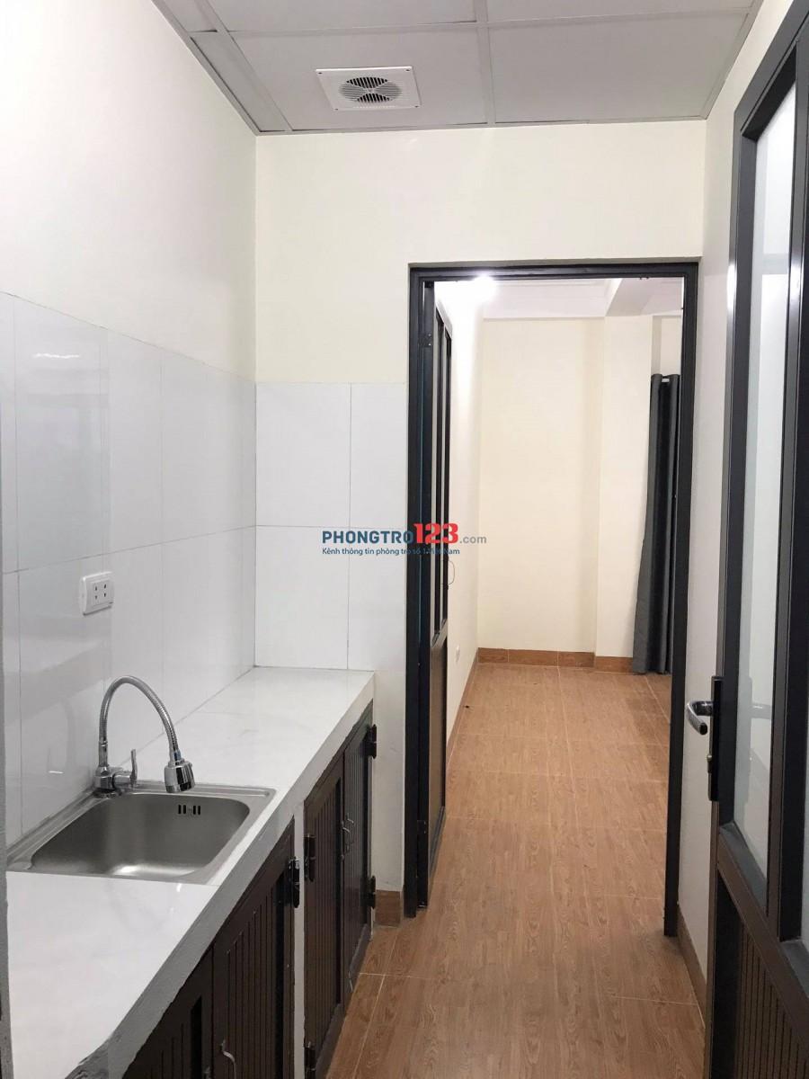 CCMN full đồ 1 ngủ bếp tại Hoàng Quốc Việt giá 4tr2