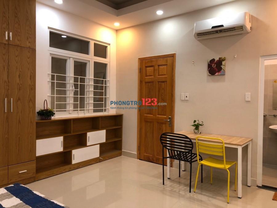 Phòng trọ hỗ trợ mỗi tháng mùa dịch Nguyễn Xí, P13, Q.Bình Thạnh