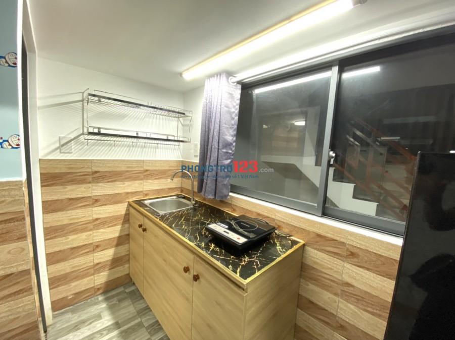Dự án phòng trọ cao cấp quận Gò Vấp, đầy đủ nội thất giá chỉ từ 3,5Tr/tháng đến 3tr6/tháng