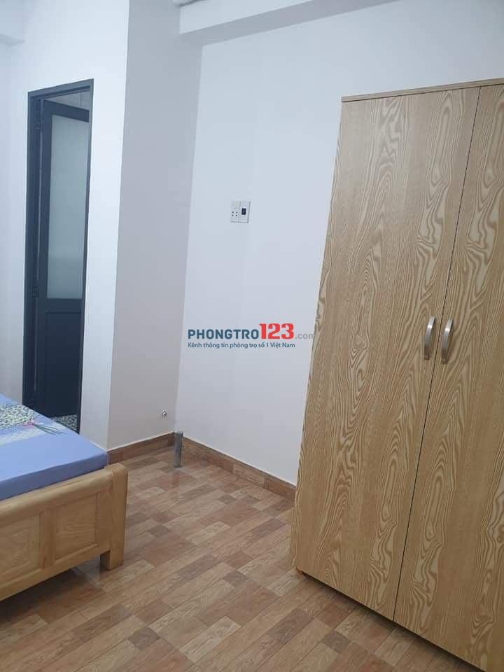 Cho thuê phòng trọ mới xây full nội thất có máy lạnh tại 638 Lê Trọng Tấn, Phường Tây Thạnh, Quận Tân Phú