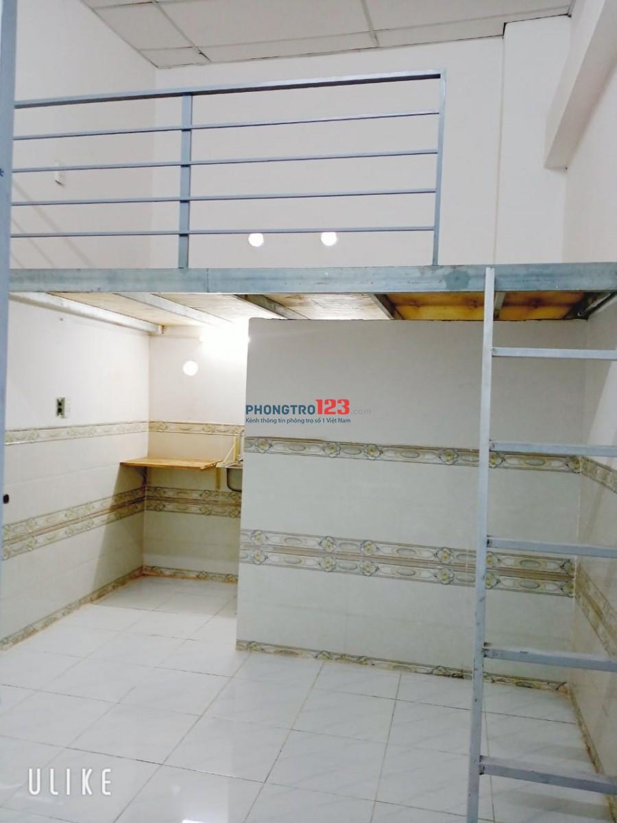 Cho thuê phòng trọ có gác Đường Tân Kỳ Tân Quý, Phường Bình Hưng Hòa, Quận Bình Tân