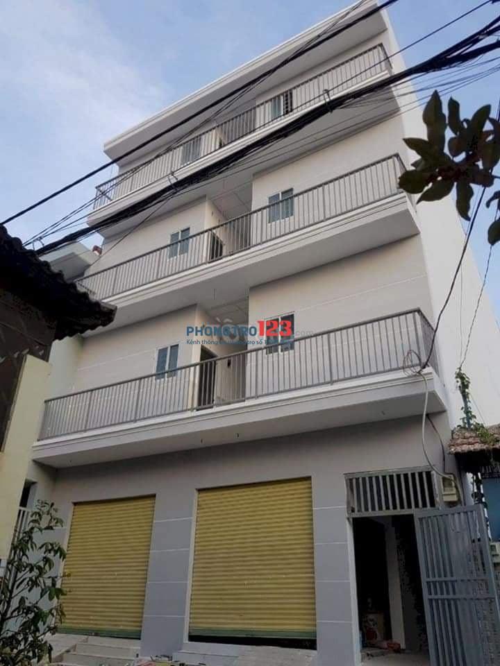 Cho thuê phòng trọ có gác tại Đường Mã Lò, Phường Bình Trị Đông, Quận Bình Tân. Giá 1,9tr đến 2,3tr