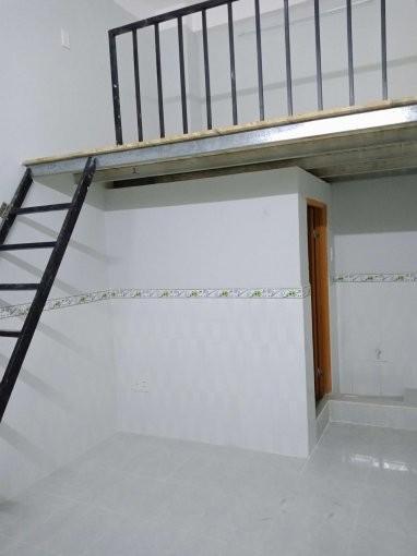 Phòng trọ đường Lê Văn Quới gác cao, full nội thất