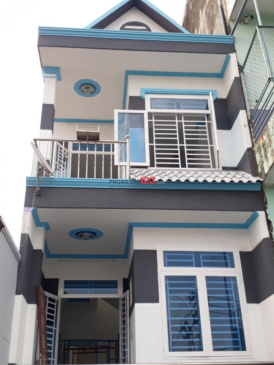 Nhà cho Thuê Ngay MT TP.đường Thuận An, Bình Dương.