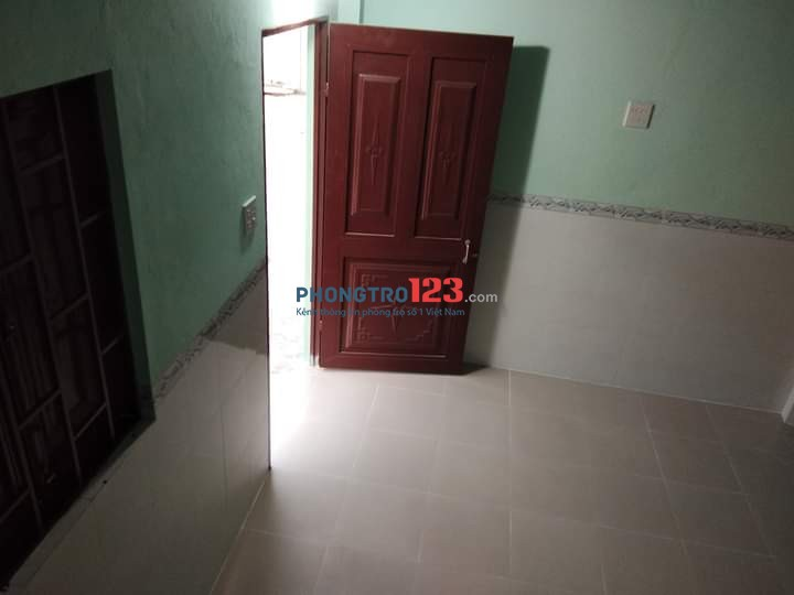 Phòng trọ mới, đẹp, thoáng mát tại đường Huỳnh Tấn Phát, Diện tích 18m2, giá thuê 1tr2/tháng