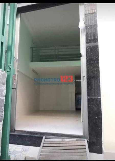 Cho thuê nhà nguyên căn, khu vực yên tĩnh, 23m2, giá thuê 4 triệu/tháng